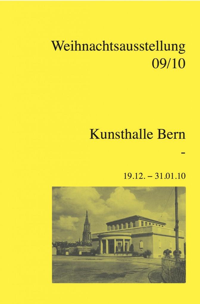 sereina_steinemann_kunsthalle_bern_2009